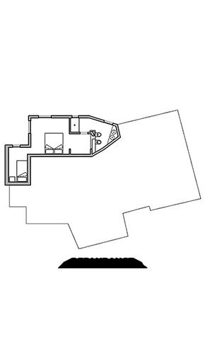 Enrimar - planimetria depandance