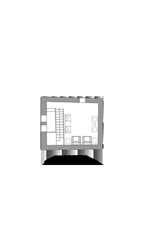 Lisidor - planimetria torretta