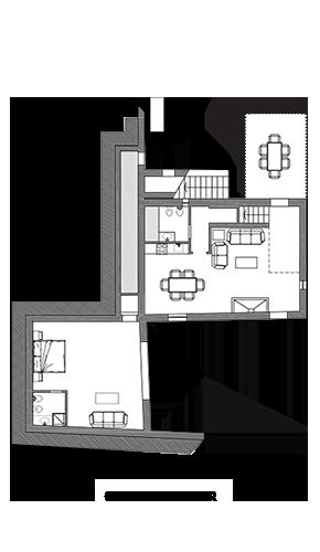 Petralexa - ground floor