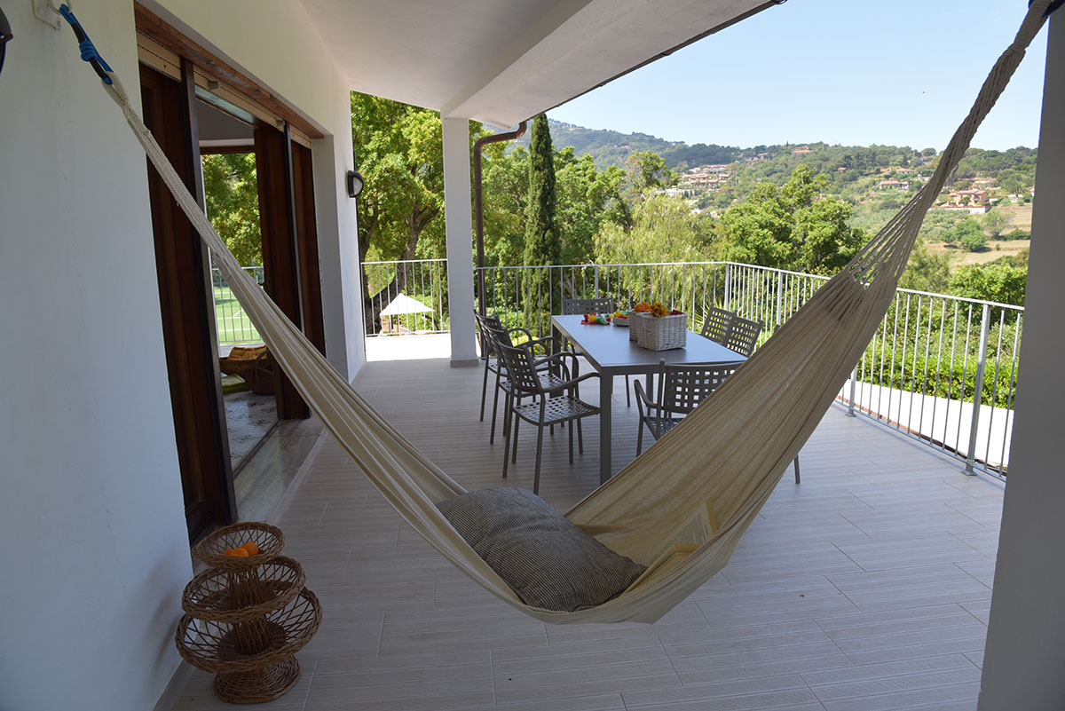 EnriMar terrazza Isola d'Elba