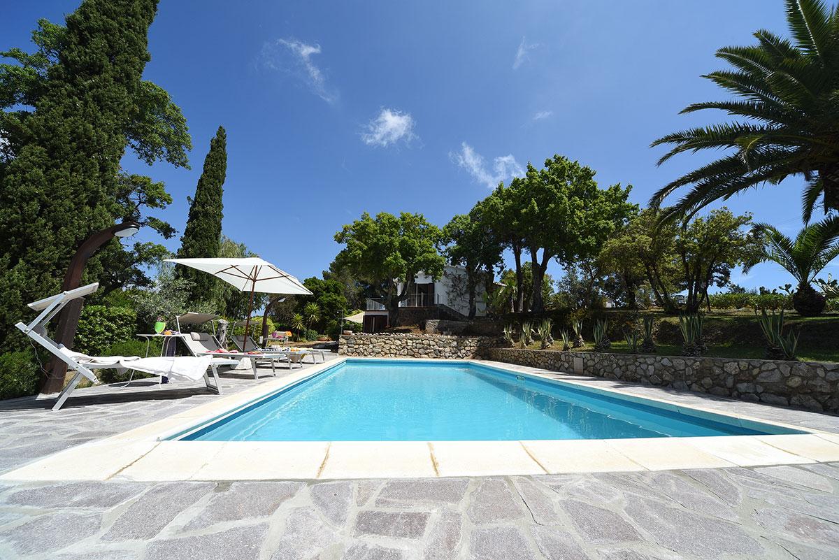 EnriMar piscina Isola d'Elba