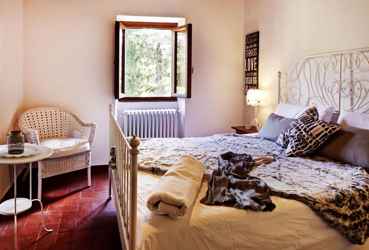 Toscana villa LisiDor camera