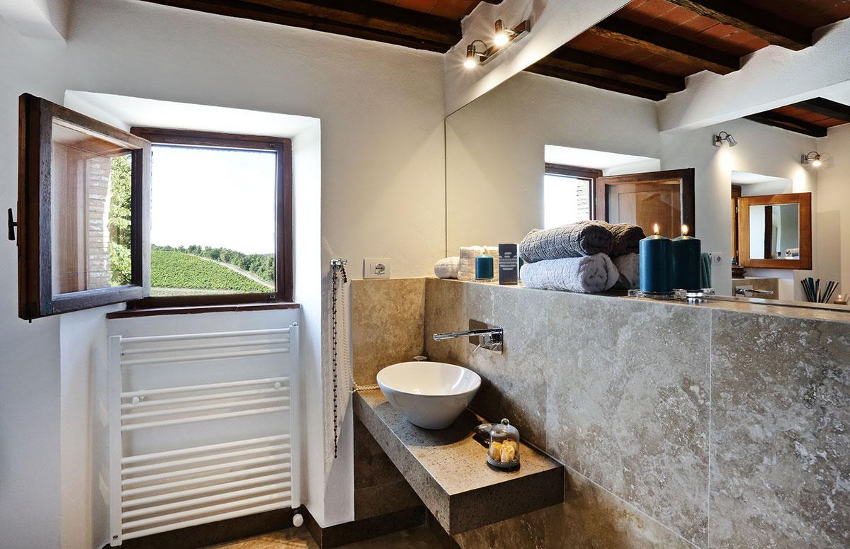 Toscana villa LisiDor servizi