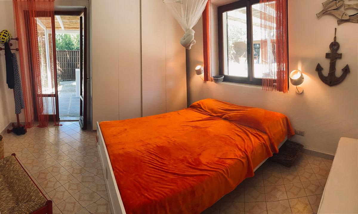 Villa EnriMar camera da letto